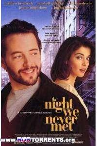 Ночь, в которую мы никогда не встретимся | DVDRip
