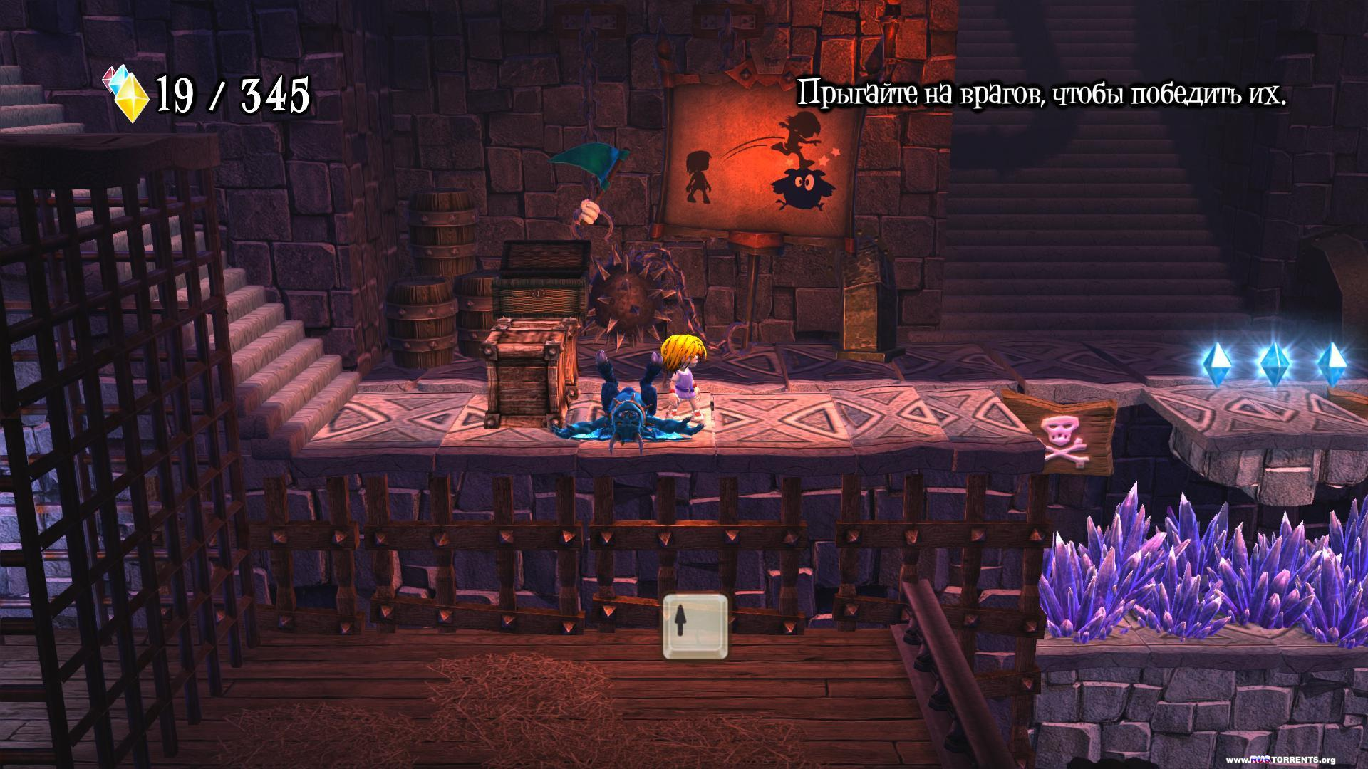 Giana Sisters: Twisted Dreams - Rise of the Owlverlord | PC | ��������