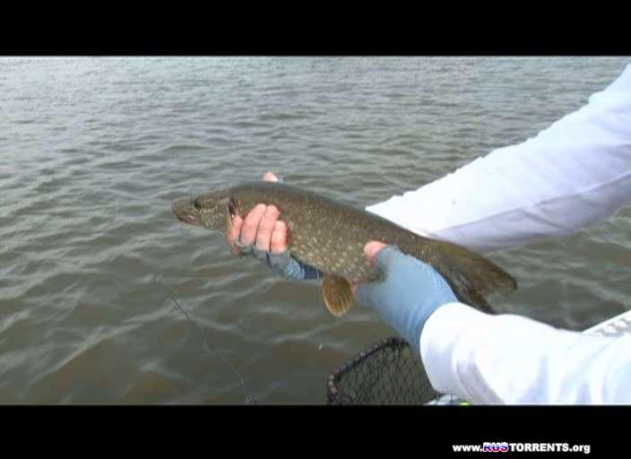 Рыбачьте с нами. Видеоприложение. Выпуск №53 (Январь 2014) | DVDRip