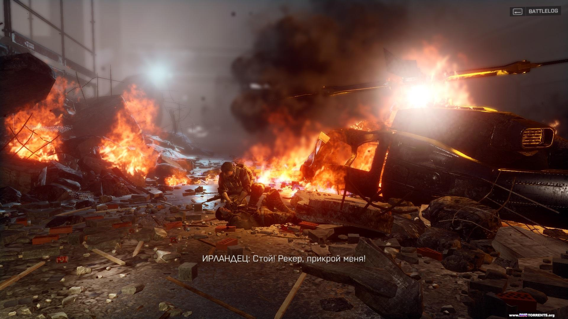 Battlefield 4: Digital Deluxe Edition [Update 1] | PC | Rip от =Чувак=