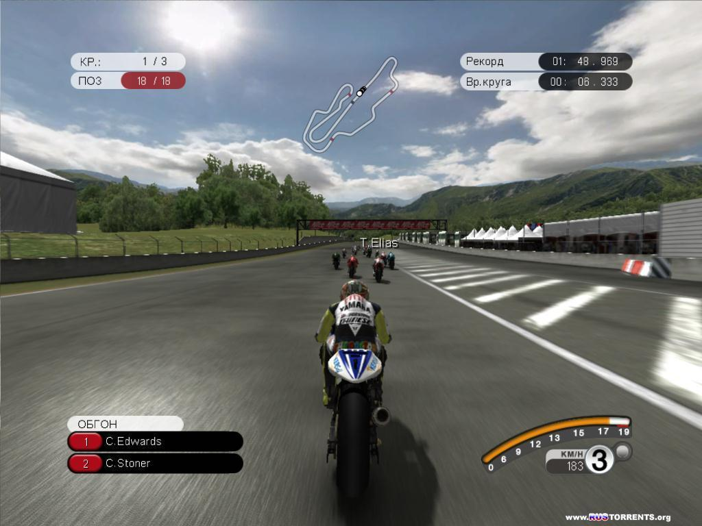MotoGP 08 | PC | ��������