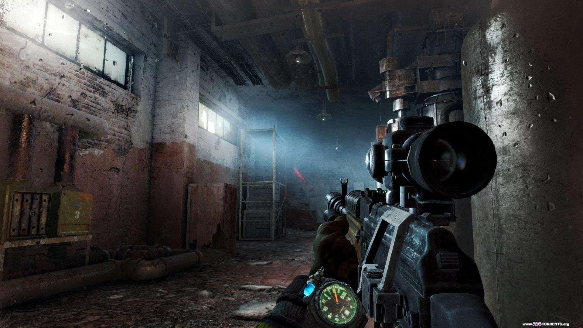 Metro: Last Light - Redux [Update 5] | PC | RePack от xatab