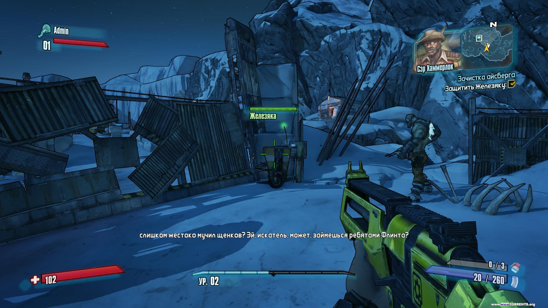 Borderlands 2 [v 1.8.0 + DLC] | PC | Steam-Rip �� R.G. ��������