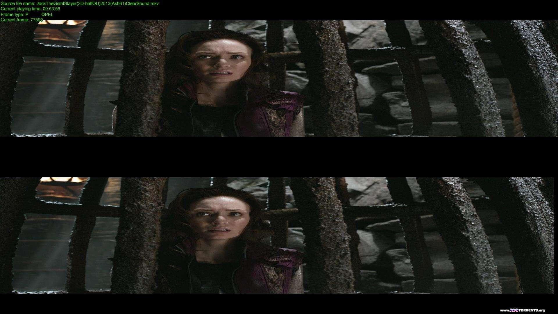 Джек – покоритель великанов | BDRip 1080p | 3D-Video | Лицензия