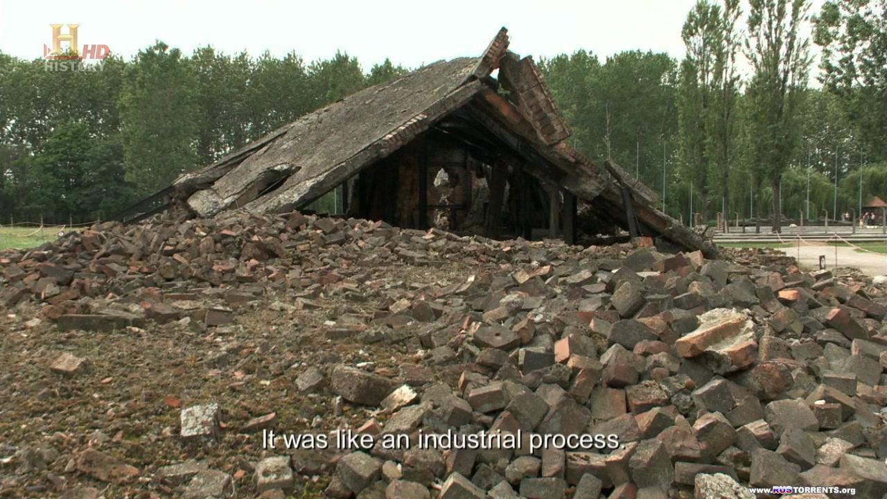Освенцим. Путешествие в ад | HDTVRip 720p
