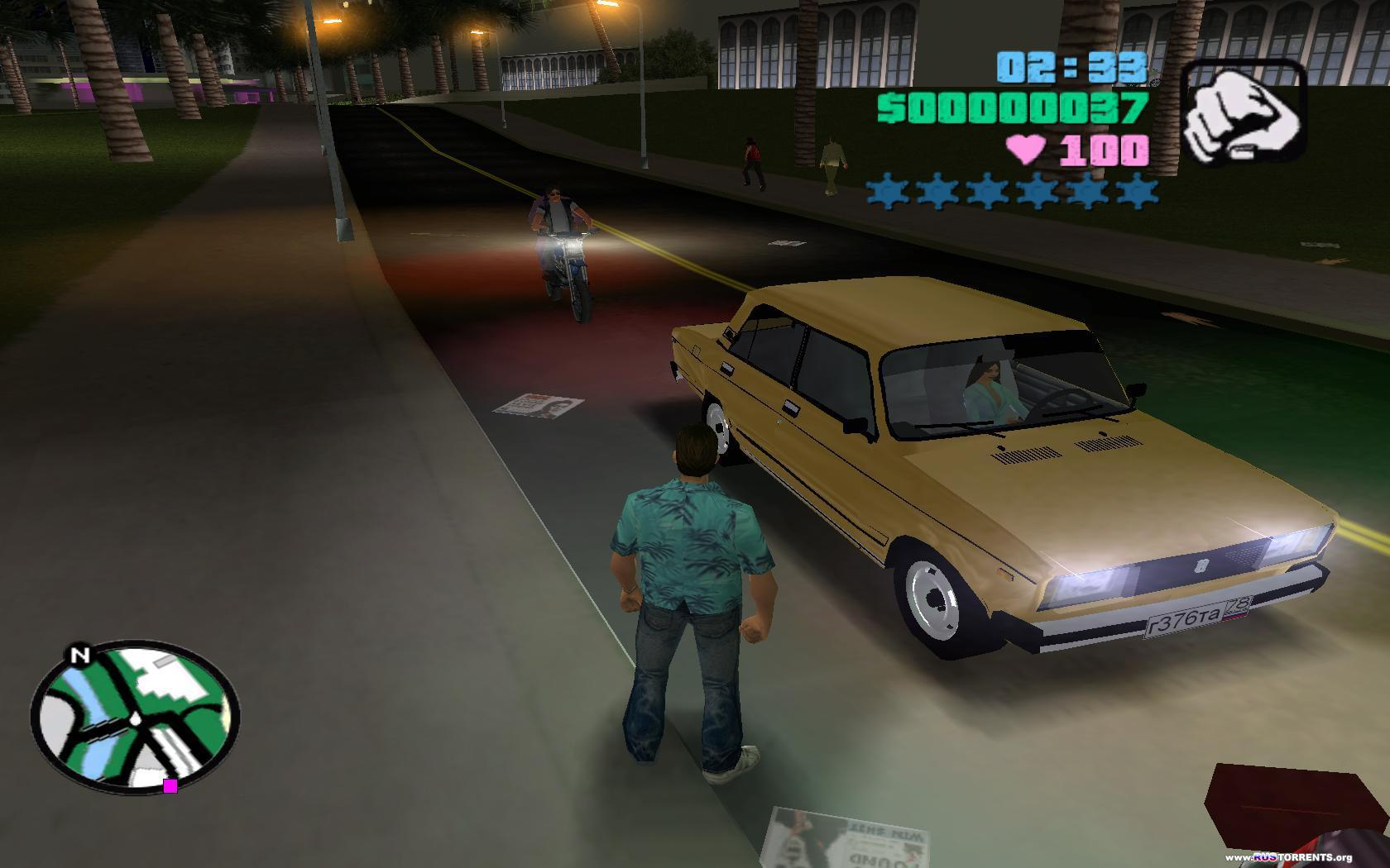 GTA Vice City ���c��� ���������
