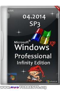 Windows XP Professional Service Pack 3 x86 Infinity Edition 04.2014 RUS