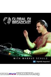 Markus Schulz - Global DJ Broadcast: World Tour - Recorded Live From Club Glow at Fur in Washington D.C.