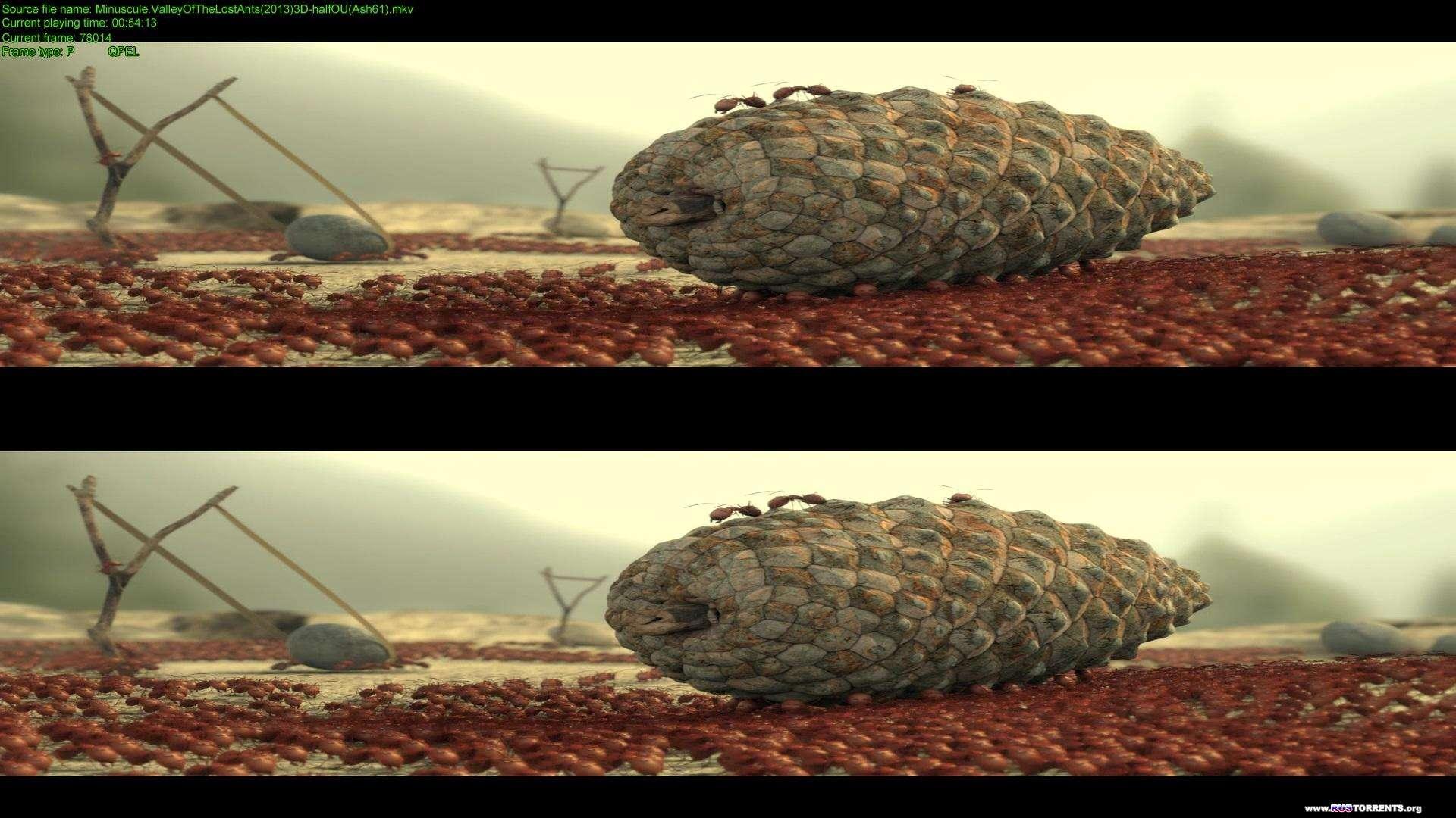 �������. ����������� � ������ �������� | BDRip 1080p | 3D-Video | halfOU