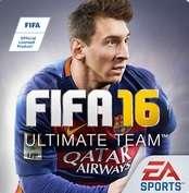 FIFA 16 Ultimate Team v2.1.106618 Hile Mod Apk + Data Indir