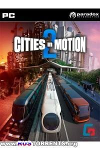 Cities in Motion Dilogy | РС | RePack от R.G. Механики