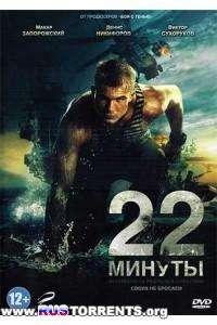 22 минуты | DVDRip | Лицензия