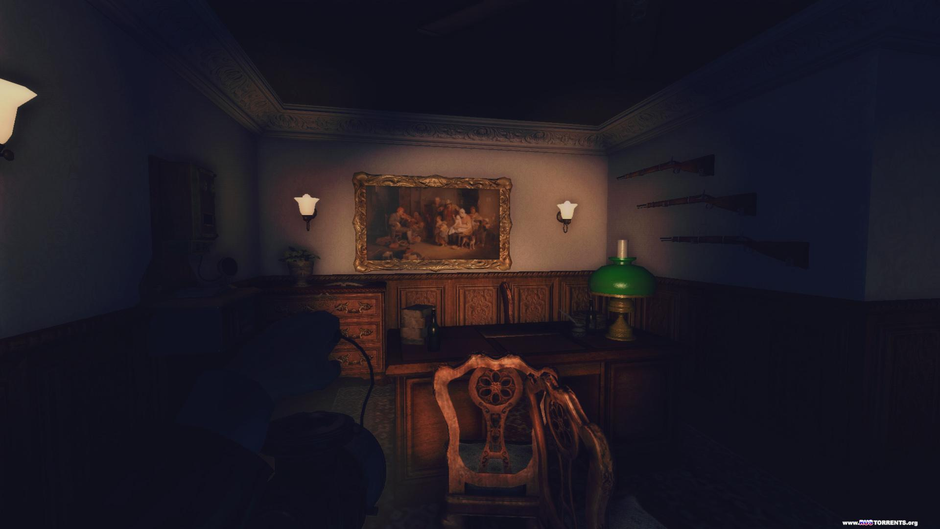 Amnesia: A Machine for Pigs | PC | Steam-Rip от R.G. Origins