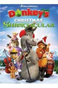 Рождественский Шректакль Осла | DVDRip | Лицензия