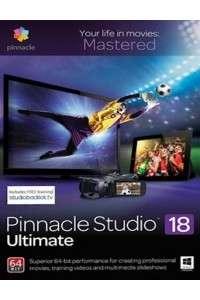 Pinnacle Studio Ultimate 18.0.2.444