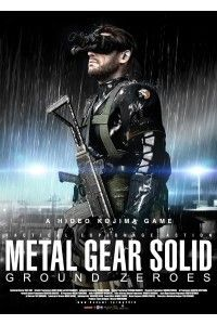 Metal Gear Solid V: Ground Zeroes [Tech Demo] | PC | Steam-Rip.v.1.0 R.G.Pirates.Games