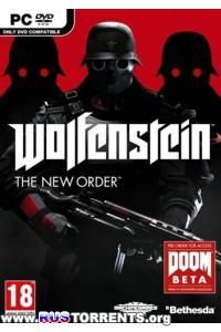 Wolfenstein - The New Order | PC | RePack от z10yded