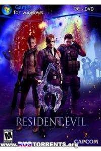 Resident Evil 6 [v. 1.0.6.165 + 4 DLC] | PC | RePack от z10yded
