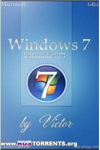 Windows 7 SP1 Ultimate x64 by Victor RUS/MULTI
