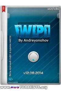 WPI DVD v.12.08.2014 By Andreyonohov & Leha342 (х86/х64) RUS