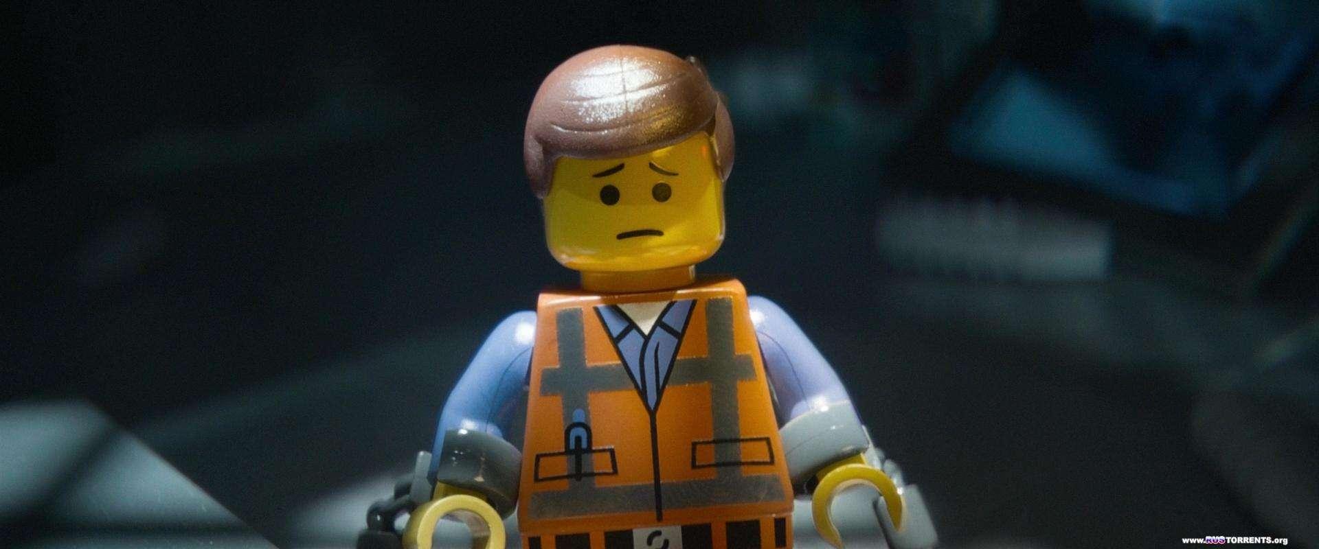 Лего. Фильм | BDRip 1080p | Лицензия
