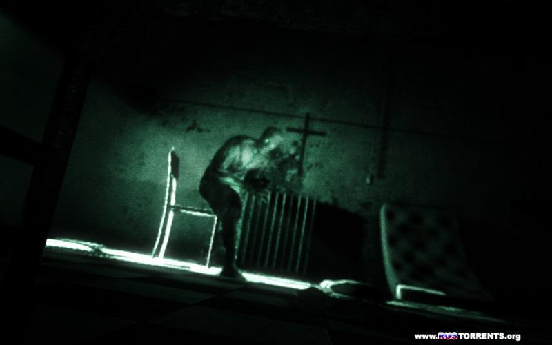 Outlast | PC | Repack от Rick Deckard