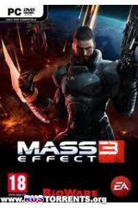 Mass Effect 3.Deluxe Edition.v 1.5.5427.124 + 14 DLC (Electronic Arts) (RUS  ENG) (4xDVD5)  [Repack] от Fenixx