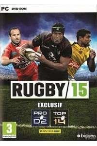 Rugby 15   PC   Лицензия