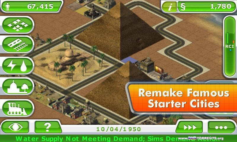 SimCity™ Deluxe v 0.0.12/0.0.13 | Android