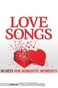 VA - Love Songs - 50 Hits for Romantic Moments | MP3