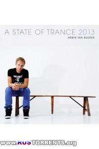 Armin van Buuren - A State of Trance 2013(Full Continuous DJ Mix)