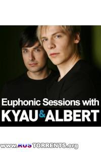 Kyau & Albert - Euphonic Sessions (March 2013) (2013-03-03)