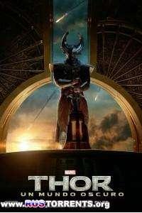 Тор 2: Царство тьмы | BDRip 1080p | Лицензия