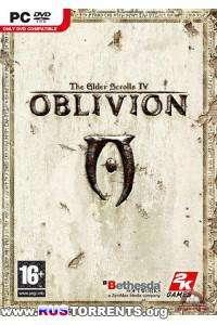 The Elder Scrolls IV: Oblivion. Золотое издание