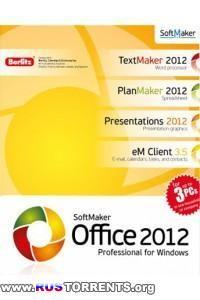 SoftMaker Office Professional 2012 rev 691 Portable by PortableAppZ