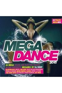 VA - Megadance 2015 (2 CD Mixed + Cue) | MP3