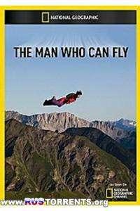 Летающий человек | HDTVRip | D