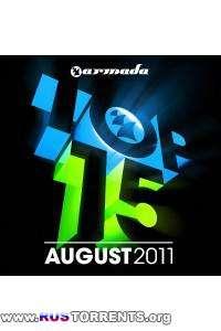 VA - Armada Top 15 August