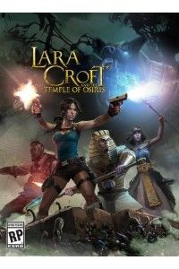 Lara Croft and the Temple of Osiris | PC | Лицензия