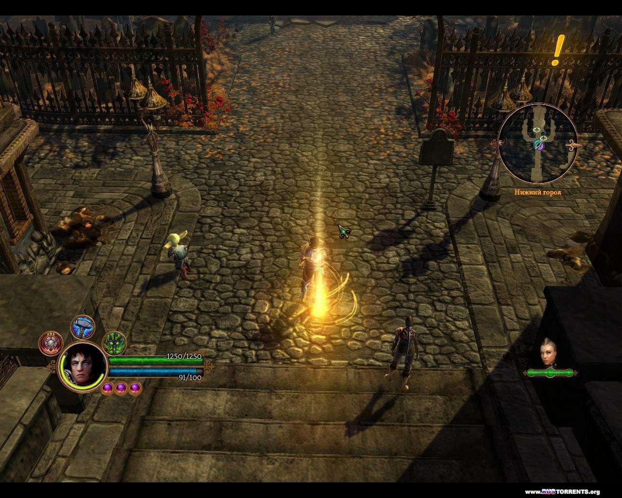 Dungeon Siege 3 + 5 DLC.v 1.0u2 I Repack от Fenixx