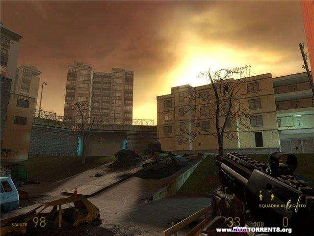 Half-Life 2. Трилогия | Repack от R.G. ReCoding