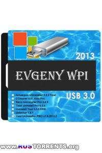 EVGENY WPI 2013 USB 3.0 (x86/x64/RUS)