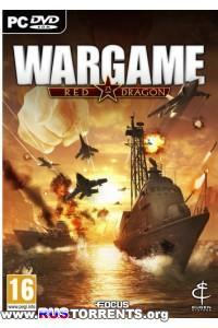 Wargame: Red Dragon [Beta] | PC | RePack от R.G. Games
