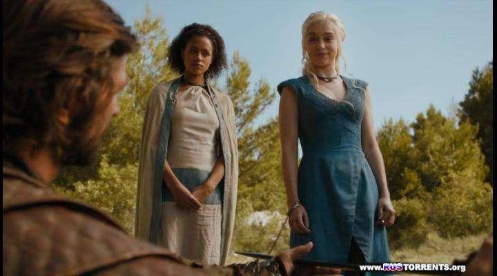 Игра престолов [04 сезон: 01-10 серии из 10] | HDTVRip | Kerob