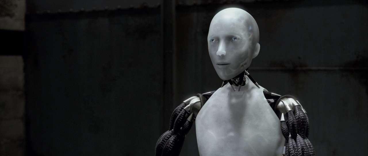 Я, робот | BDRip 720p