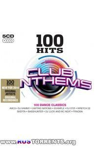 VA - 100 Hits Club Anthems (5CD)