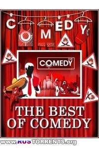 Новый Comedy Club. Лучшее | Эфир от 09.01. | SatRip