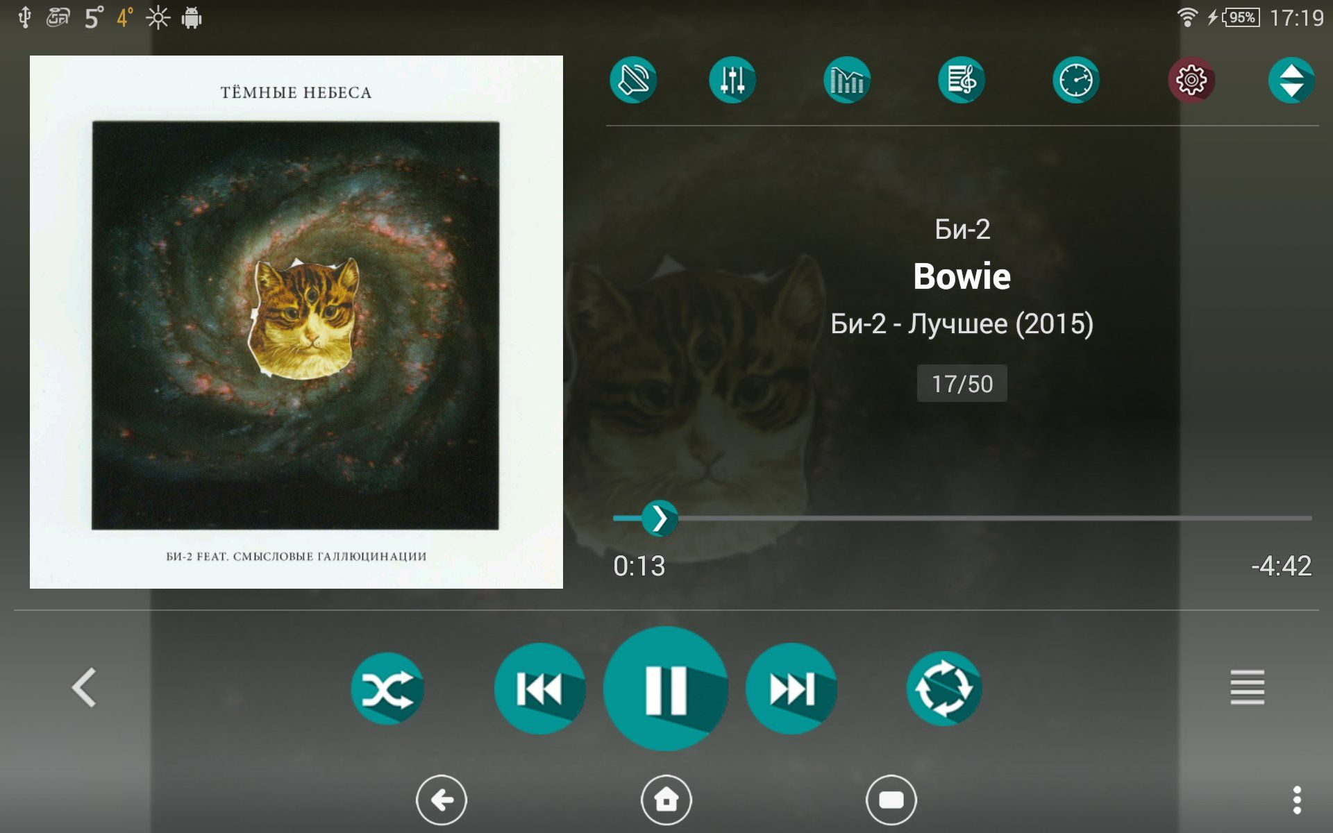 jetAudio Music Player Plus v5.3.1 | Android