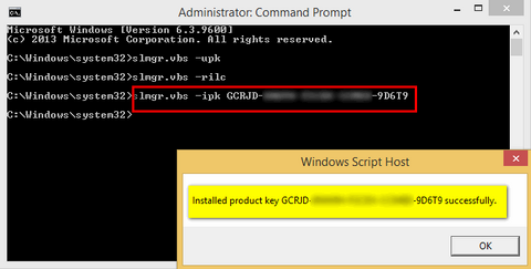 cd key windows 8.1 pro build 9600