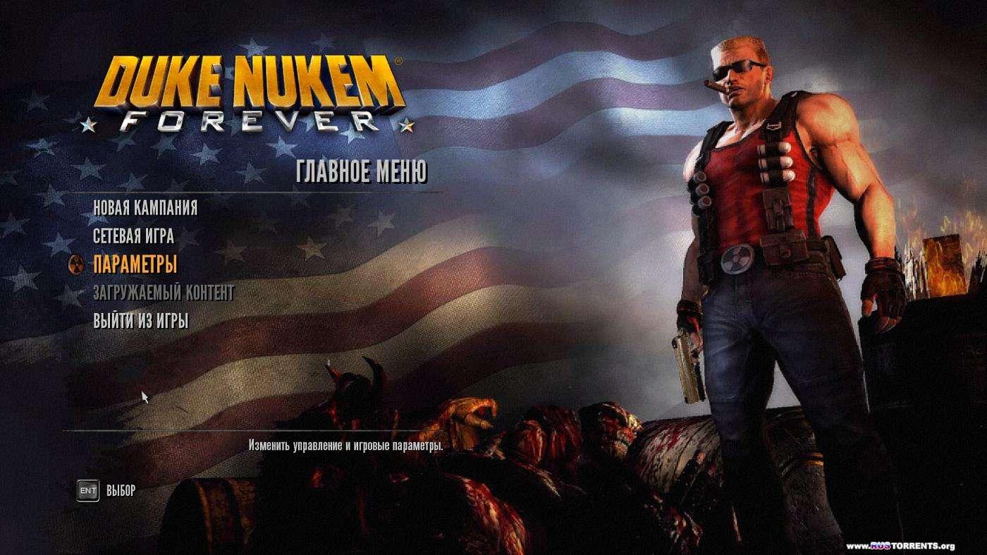 Duke Nukem: Forever | PC | Repack �� Fenixx